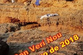 Indignación por la acumulación de trastos en la costa de Son Verí