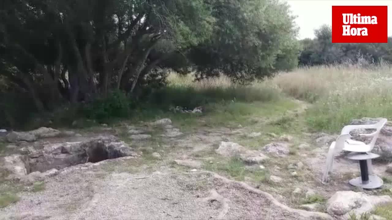 Bocchoris, patrimonio arqueológico en peligro por los 'vándalos' del siglo XXI