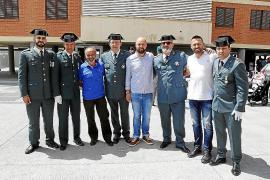 Aniversario de la Guardia Civil