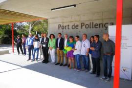 La nueva parada central de autobuses del Port de Pollença ya ha entrado en servicio