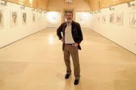 Joan Castejón: «El arte hace evolucionar al ser humano»