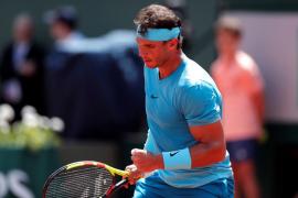 Nadal derrota al alemán Marterer y se planta en cuartos de Roland Garros