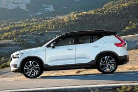 Volvo ampliará la producción debido a la extraordinaria demanda del XC40