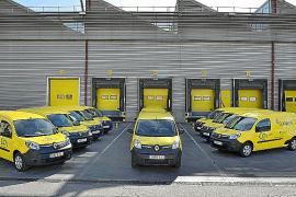 Renault entregó una flota de vehículos 100% eléctricos