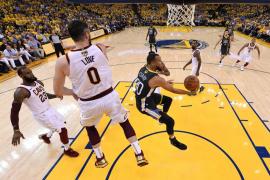 Golden State tumba a Cleveland y se pone 2-0 en la final de la NBA