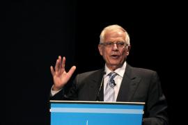 Josep Borrell será el ministro de Exteriores de Pedro Sánchez