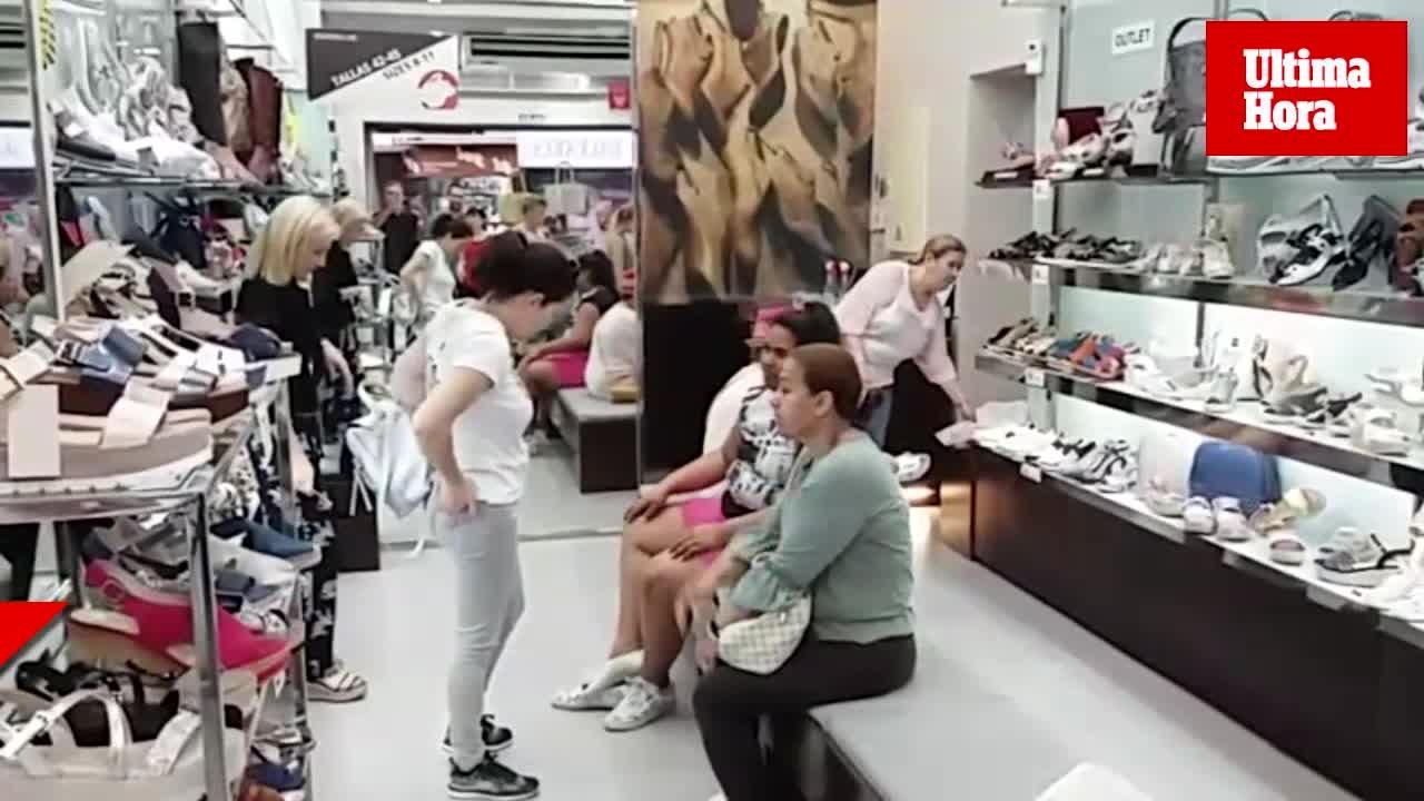 Miquel Riera, de la zapatería Estarellas Sabates: «Por cada zapato que compra un hombre, una mujer adquiere cinco»