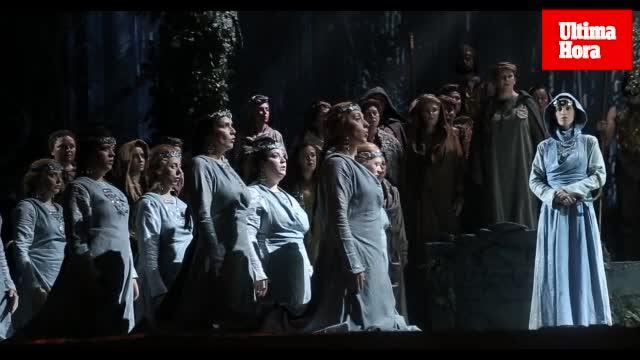 El Teatre Principal estrena 'Norma', tragedia neoclásica y «cumbre del 'bel canto'»