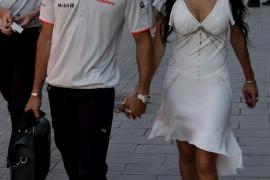 Nicole Scherzinger, triste y decaída  tras su ruptura con Lewis Hamilton