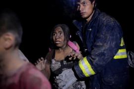 Ya son 69 los muertos por la erupción del volcán de Fuego en Guatemala