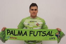 El Palma Futsal anuncia el fichaje del argentino Mati Rosa
