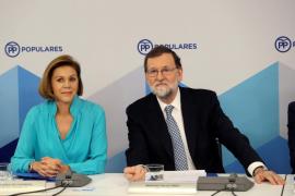 Rajoy se va: «Es lo mejor para el PP, para mí y para España»