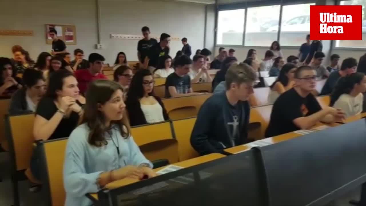 La Selectividad pone a prueba a 4.000 estudiantes de Baleares