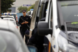 La Policía Nacional detiene en Palma a un prófugo alemán por maltrato y hurto