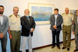 Tercer Certamen de Pintura Militar