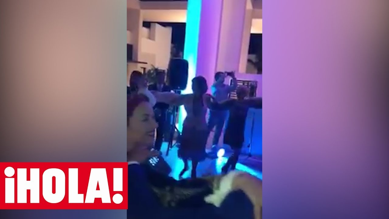El baile griego de Doña Sofía