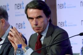 José María Aznar se postula para reconstruir el centroderecha español