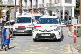 APB amenaza con prohibir el paso de taxis al puerto al saltarse las normas en su primer día de acceso