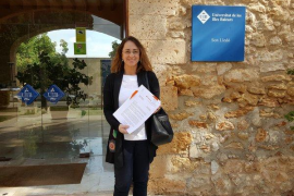 Olga Ballester (Ciudadanos): «Este Govern está 'empanao'»