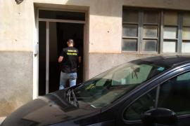 Operación policial contra una banda que robaba en colegios y residencias de ancianos en la Part Forana