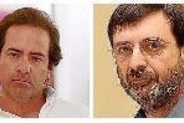 Juan Miqueo, Eduardo Sánchez, Tiago Ameller y Jaume Oliver.