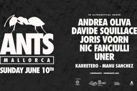 ANTS lleva los sonidos que colonizaron Ibiza a Son Fusteret