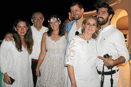 Fiesta de cumpleaños de Lourdes Vaesken