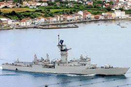 El Ajuntament recurrirá al Supremo la prohibición de hundir la fragata 'Baleares' en aguas de Calvià