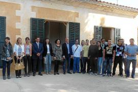 La ciudad recupera su patrimonio con la reforma de la escuela rural de Son Negre