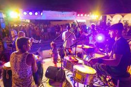 La música vuelve a las plazas de Formentera