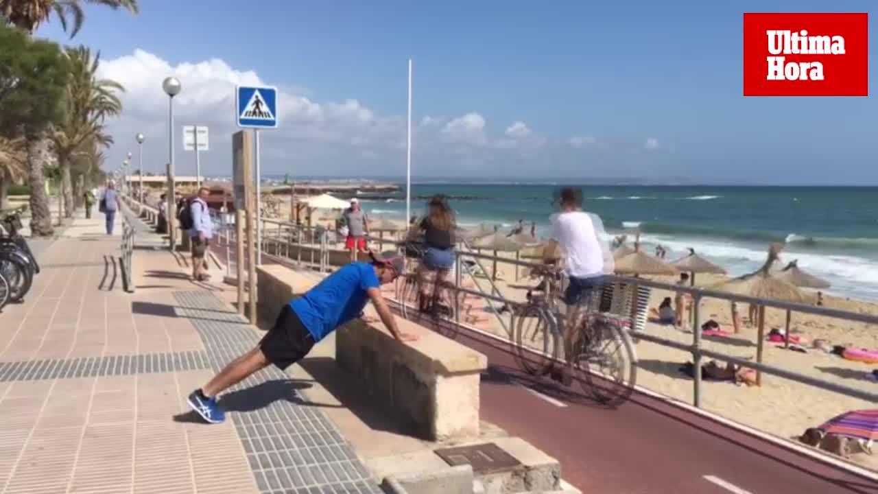 Si vives en Mallorca, hasta el 50 de mayo no te quites el sayo