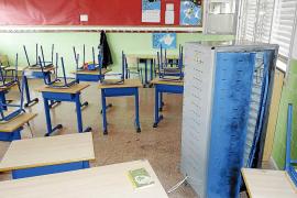 La Guardia Civil investiga el robo de 28 ordenadores del colegio La Salle de Inca