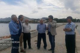 Ports IB concluye las mejoras en los puertos de Pollença y Es Barcarés