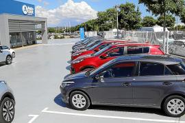 Investigan una estafa millonaria en la compra de coches de alquiler en Palma