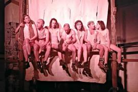 El regreso a las raíces de la Fura dels Baus, en la bienal Islandarte