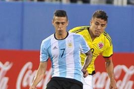 El argentino Lanzini se rompe el ligamento y dice adiós al Mundial