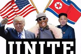 Dennis Rodman viajará a Singapur para apoyar a sus «amigos» Trump y Kim