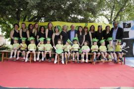 La escoleta ASIMA celebra su fiesta de fin de curso