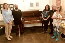 L'Arxiu Históric d'Eivissa acoge una muestra temporal del fondo musical durante el verano