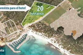 El Consell impedirá la construcción del polémico hotel de 2.000 plazas en sa Ràpita