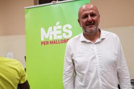 Miquel Ensenyat, candidato al Govern por MÉS con el 68% de votos