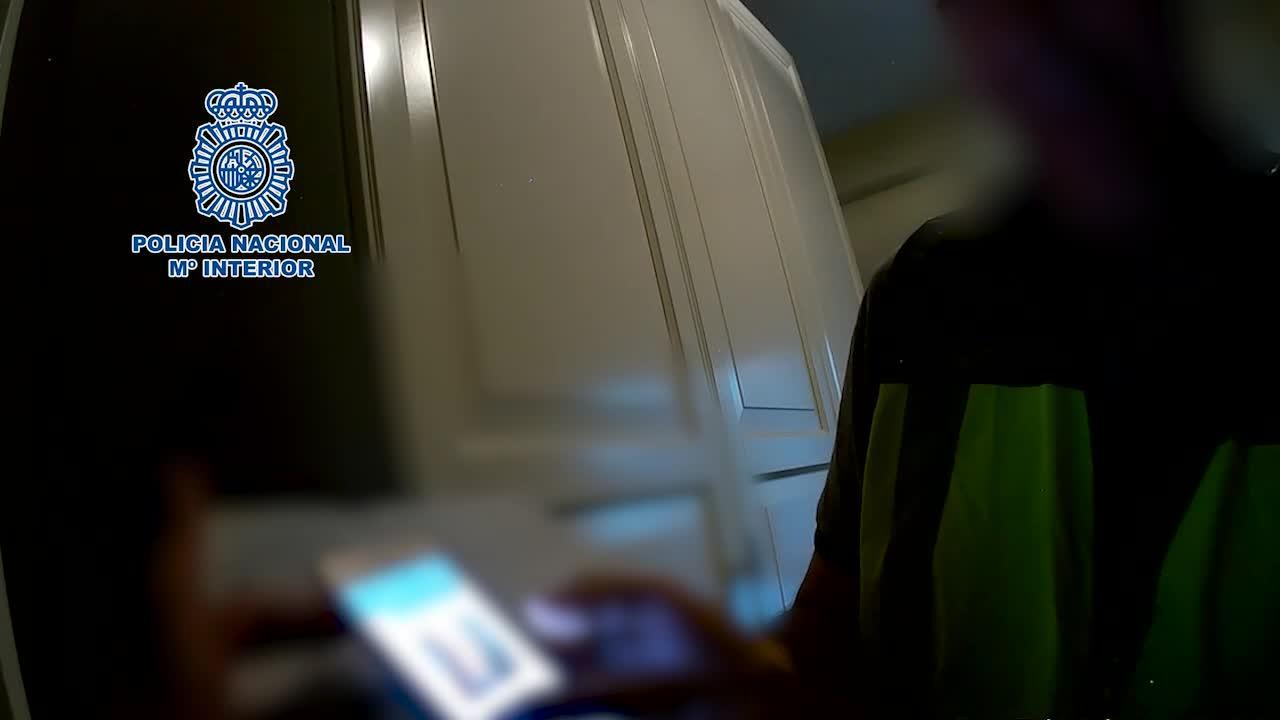 Una macrooperación contra la pornografía infantil acaba con 24 detenidos, uno en Mallorca