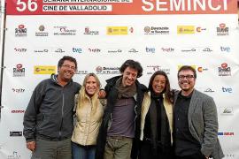 Joan Carles Martorell estrena su «exótica» 'Plenamar' en la Seminci