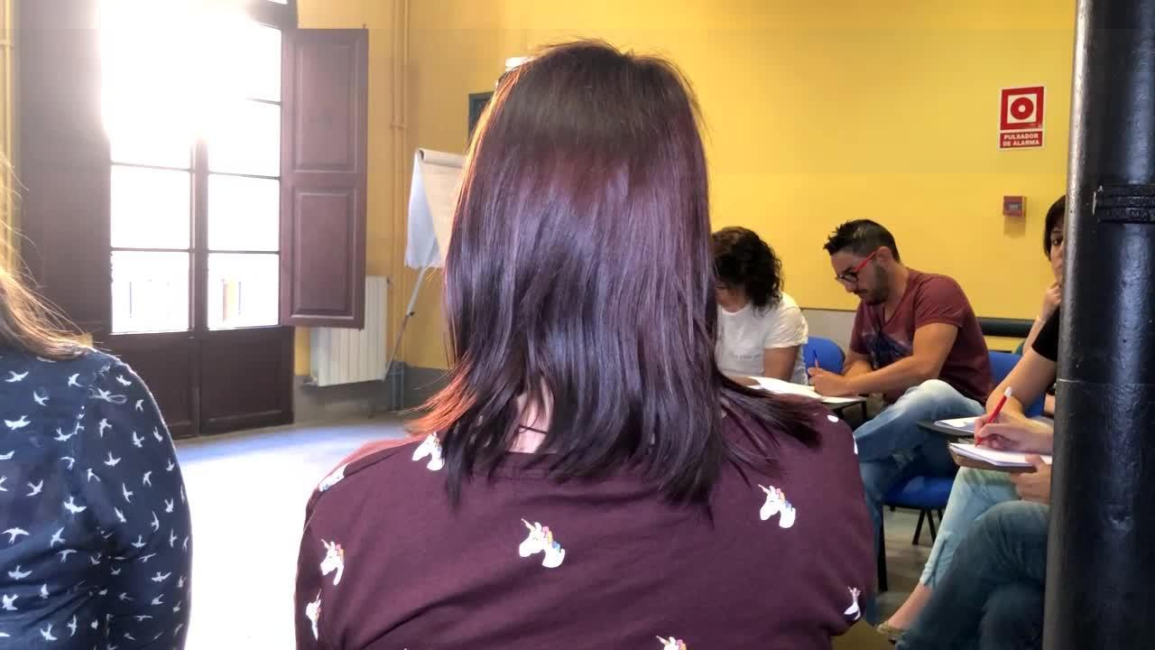 Dos víctimas de violencia de género: «Nos sentimos un ejemplo para otras mujeres»