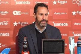Vicente Moreno: «Tengo en mente seguir aquí el año que viene pero no depende solo de mí»