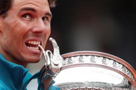 Nadal consigue su undécimo Roland Garros