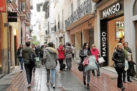 La renta de los locales comerciales se estabiliza por la moderación de las ventas