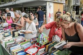 La Fira del Llibre cierra con buena respuesta de público y menos ingresos