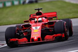 Vettel se impone en el Gran Premio Canadá y recupera el liderato