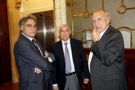 El Mallorca acude a Cort con una carta de Multi Corporation